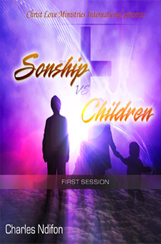 Sonship vs. Children