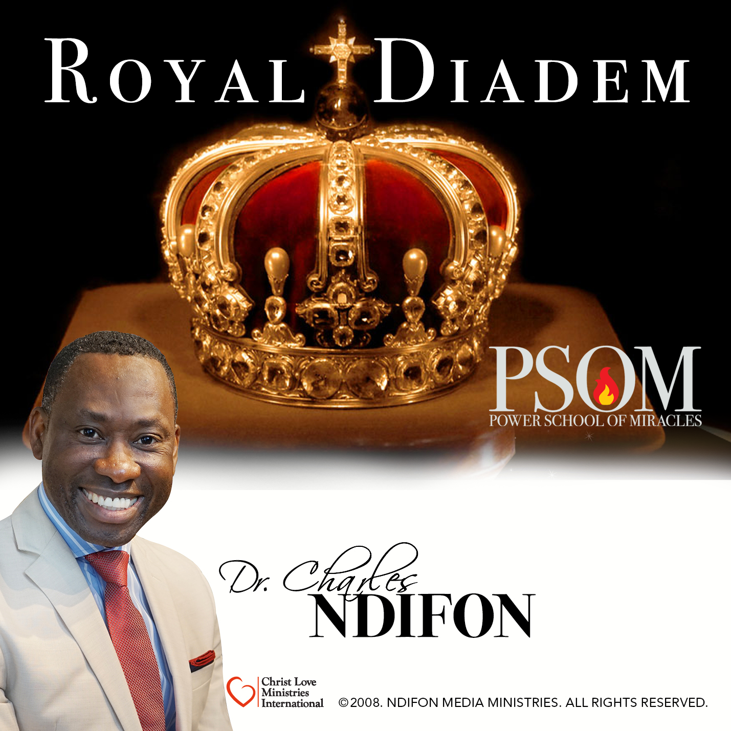 Royal Diadem - 12 Session Volume Set