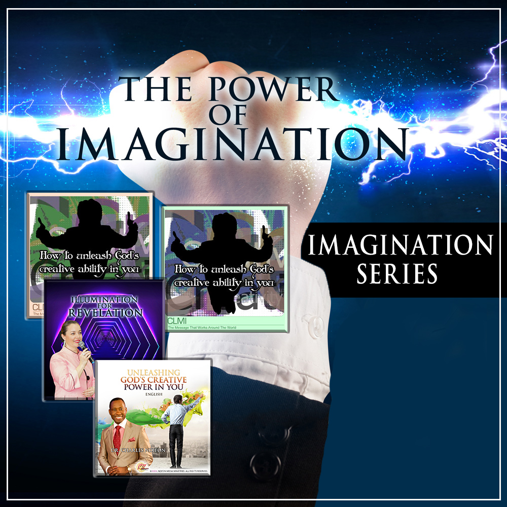 THE POWER OF IMAGINATION - 5 Session Volume
