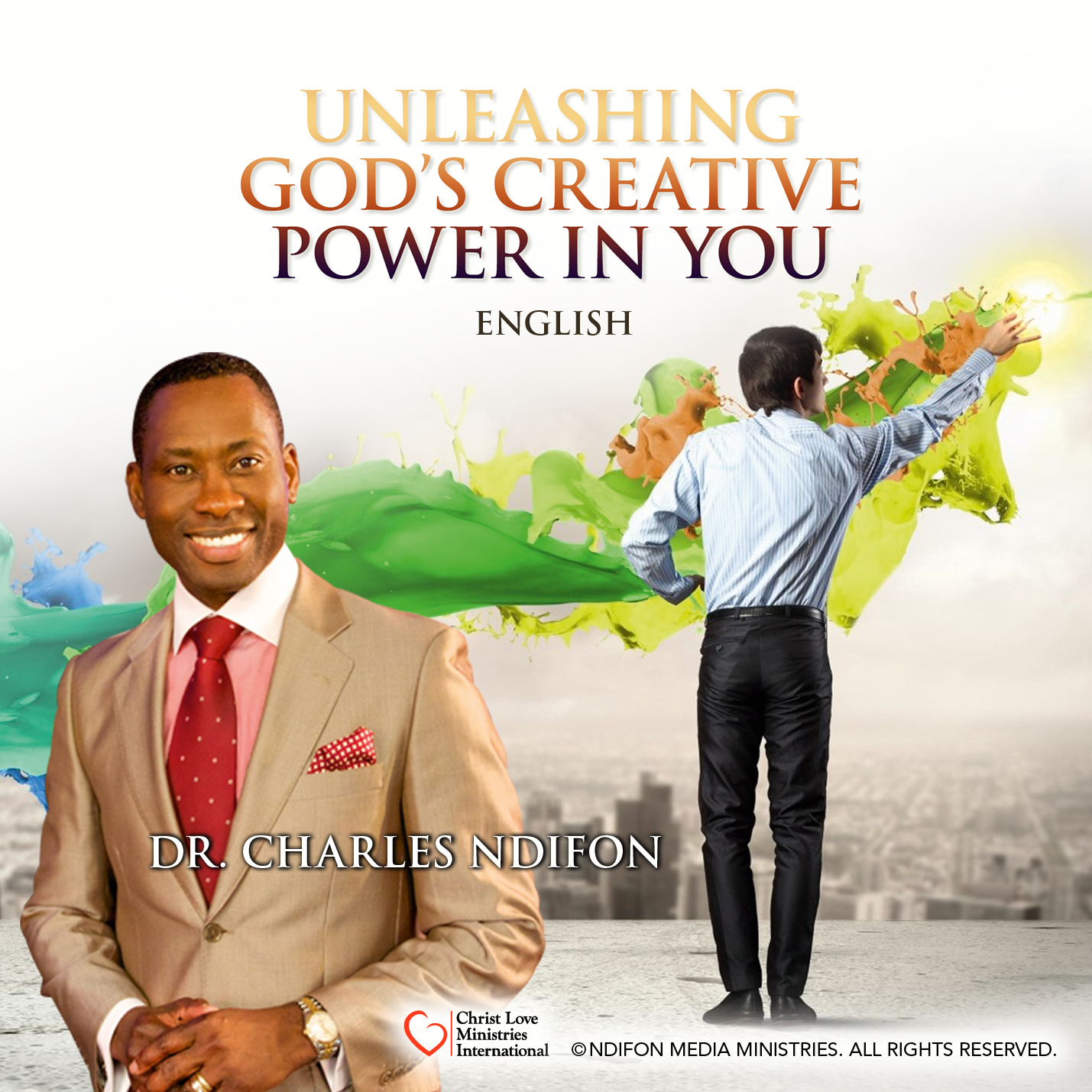 Unleashing God's Creative Power in You