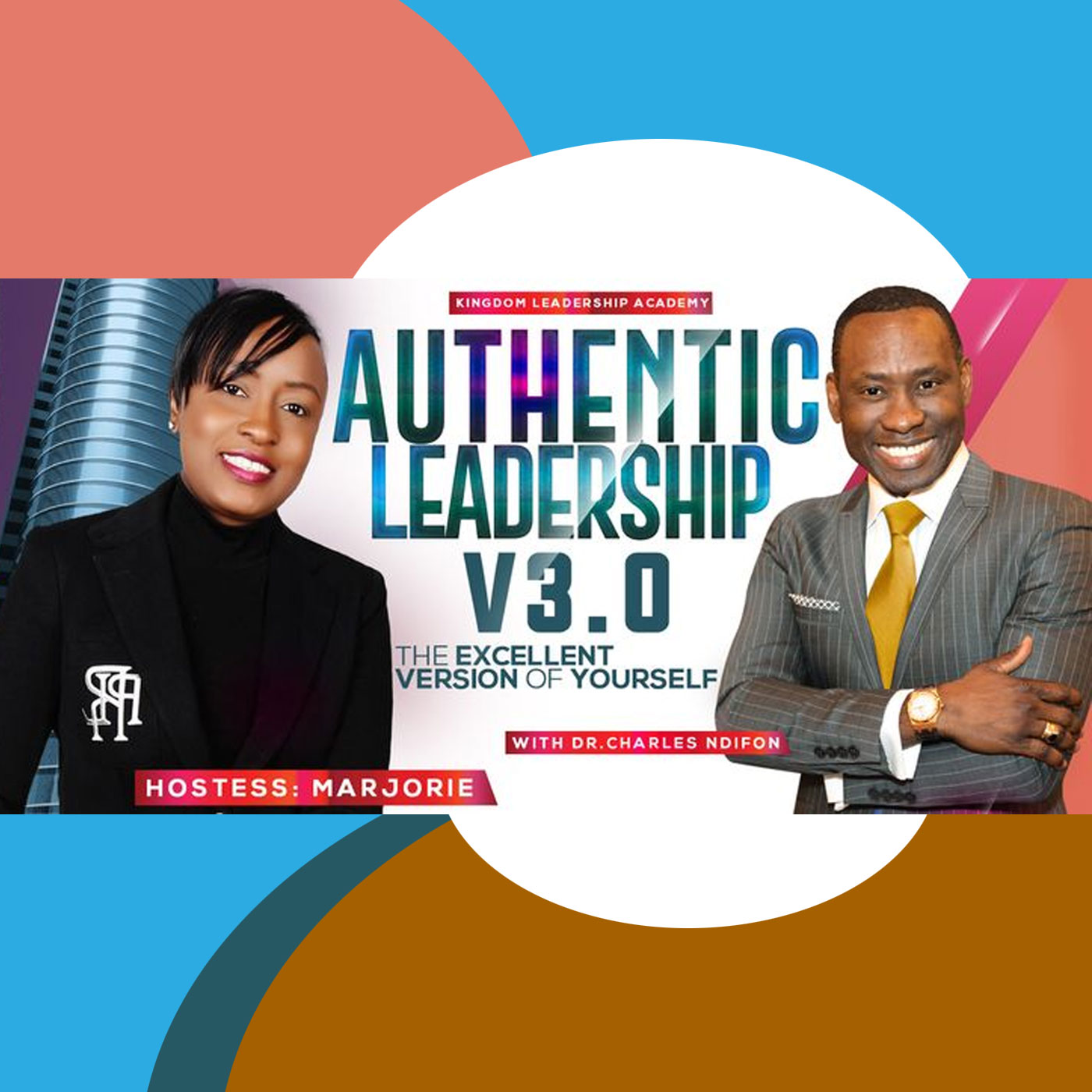 Authentic Leadership Volume 1-3