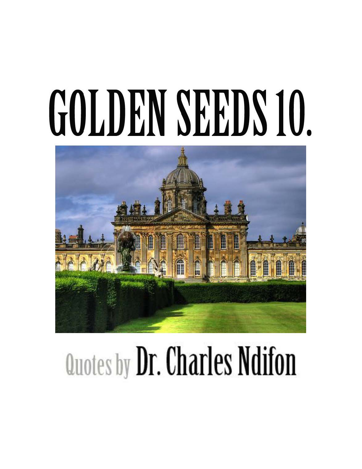 Golden Seeds Series 1-10