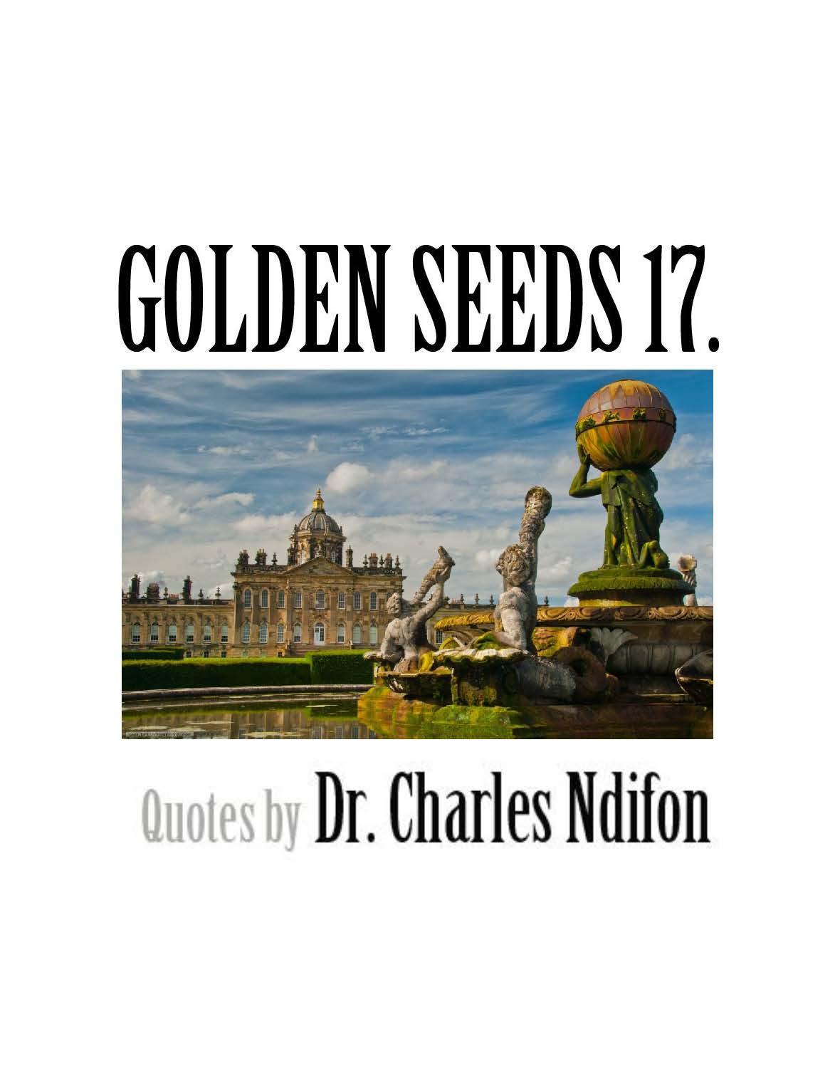 Golden Seeds Series 11-20