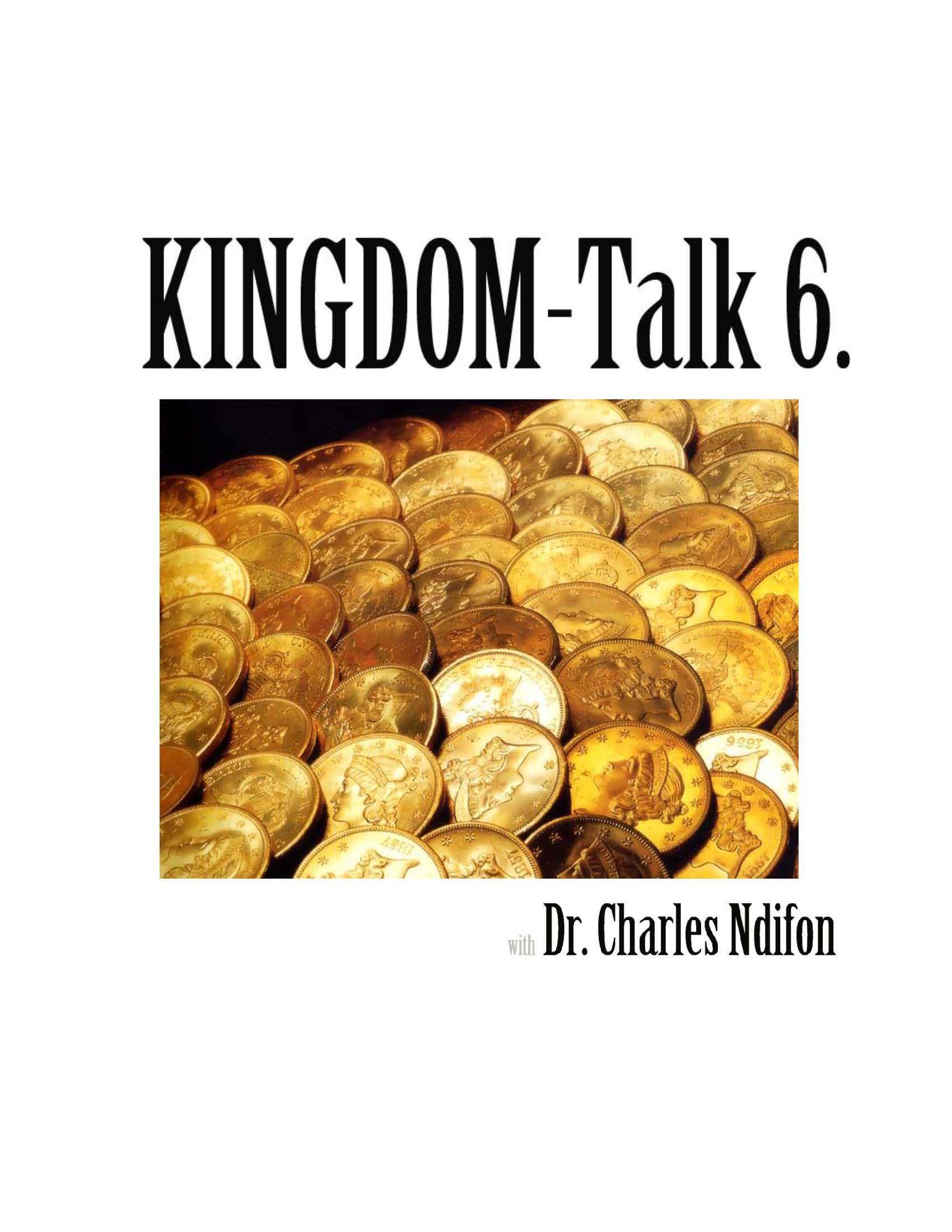 The Kingdom Talk Series - Book 5 - 9