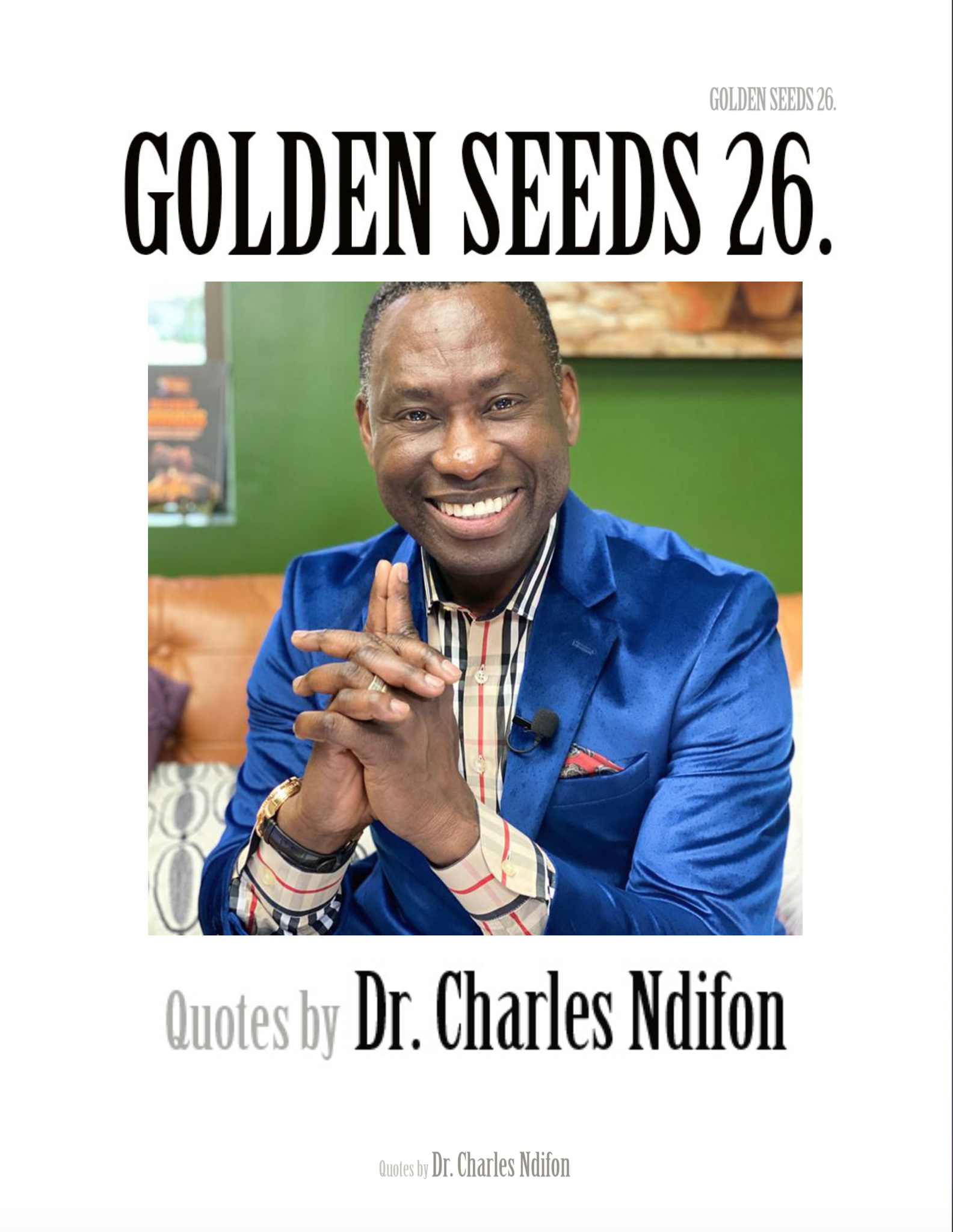 Golden Seeds 26