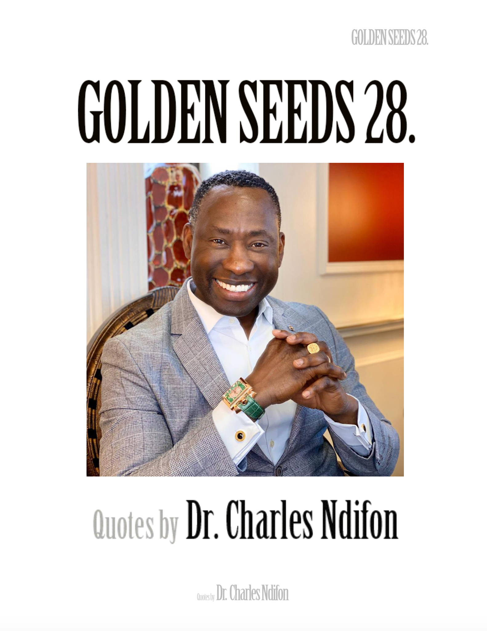 Golden Seeds 28