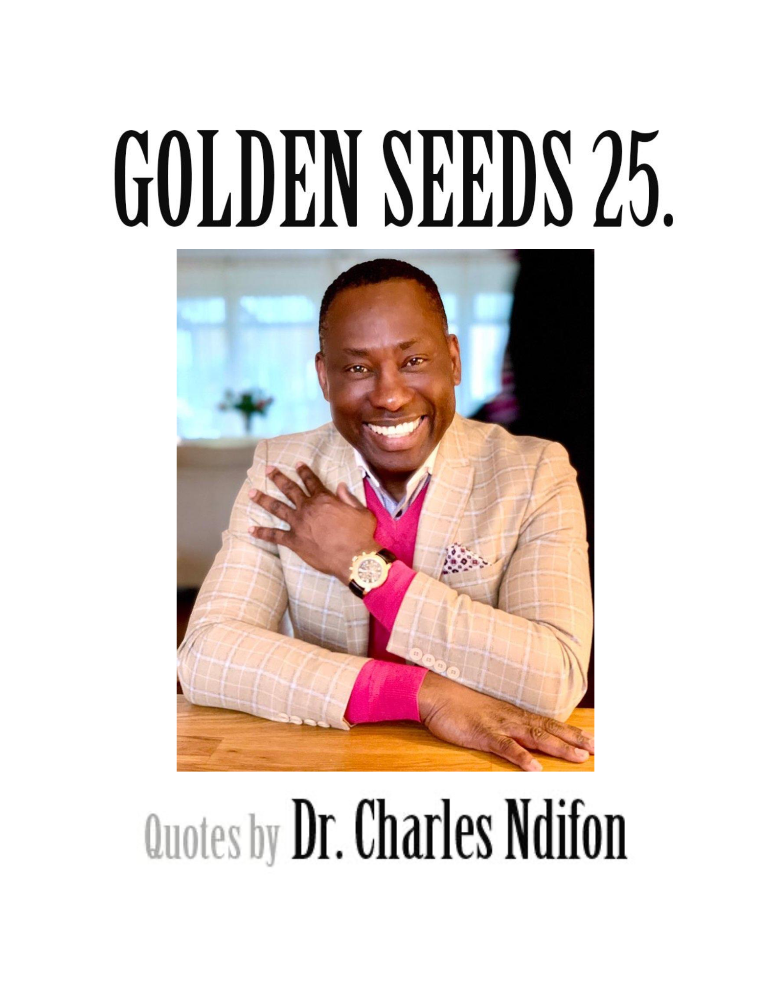 Golden Seeds 25
