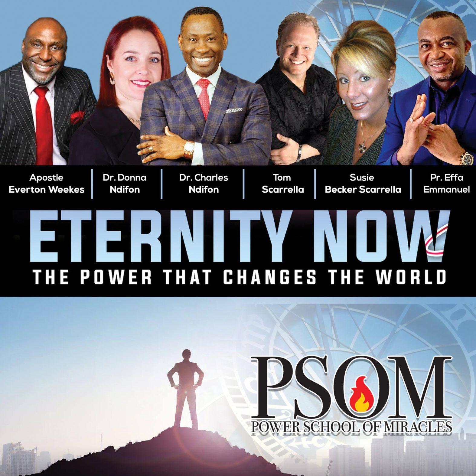 PSOM - ETERNITY NOW
