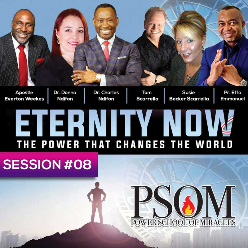 ETERNITY NOW -SESSION 08