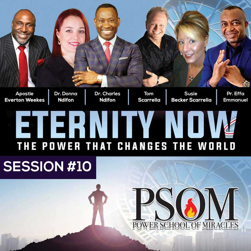 ETERNITY NOW - SESSION 10