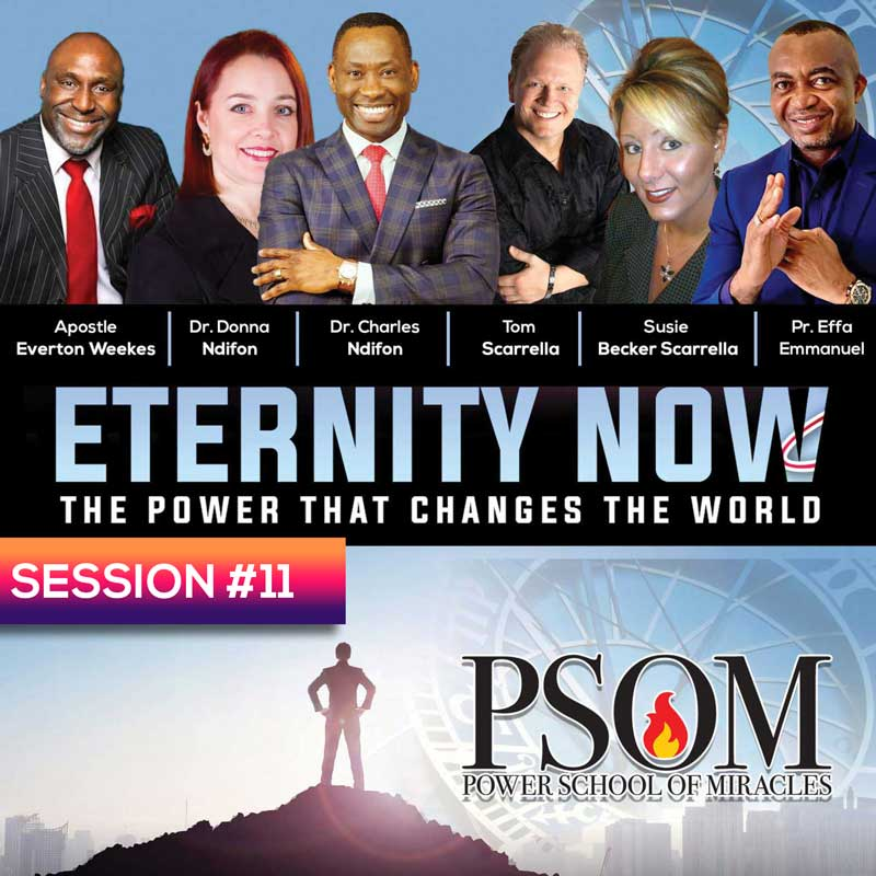 ETERNITY NOW - SESSION 11