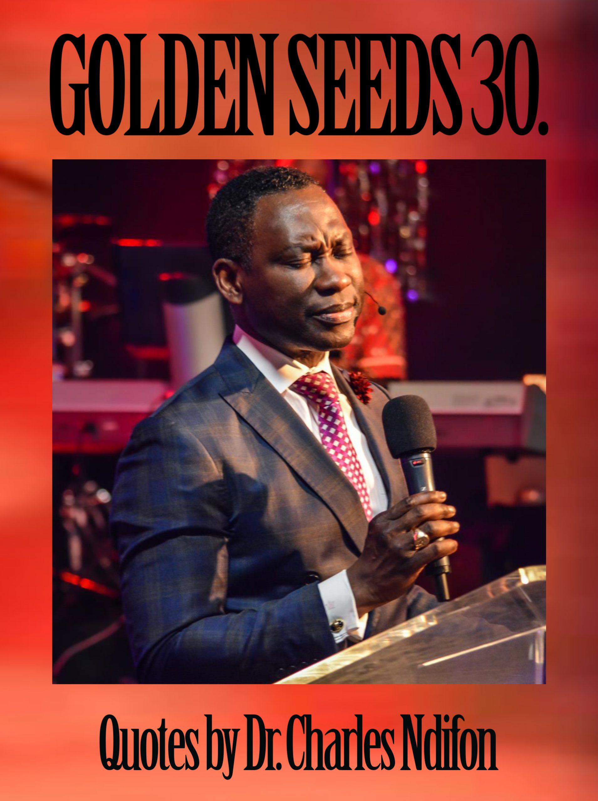 Golden Seeds 30.